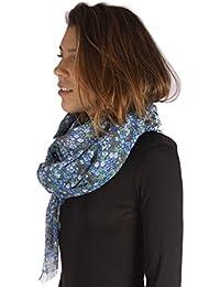 Amazon it E Blu Elegante Coprispalle Sciarpe Stole Donna BrAOqB1Wv4