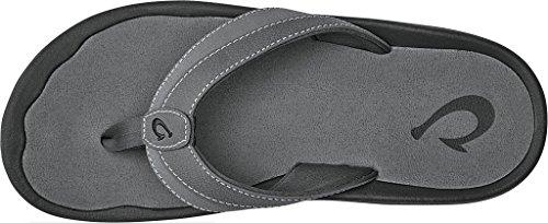 Ohana Koa Sandalo Mens Carbone Carbone Olukai 5nxawZ6q8W
