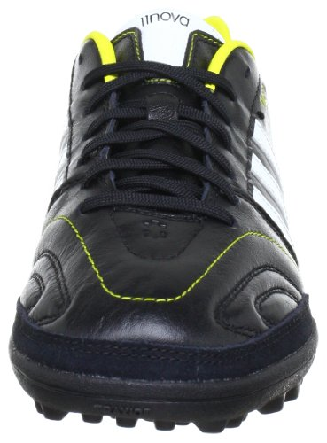 adidas Performance - 11nova Trx Tf, Scarpe da calcio Uomo Nero (Schwarz (BLACK 1 / RUNNING WHITE FTW / VIVID YELLOW S13)