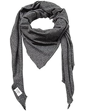 edc by Esprit Accessoires 028ca2q003, Bufanda para Hombre, Gris (Dark Grey 020), Talla única (Talla del fabricante...