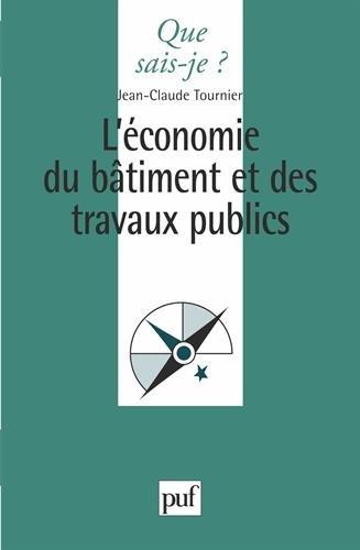 L'économie du batiment et des travaux publics