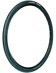 Hutchinson 696005 - Cubierta de ciclismo, color negro, 26 x 1.20 Top Slick 2