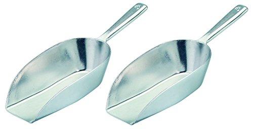 Westmark DOPPELPACK Teeschaufel, Kaffeschaufel ALU