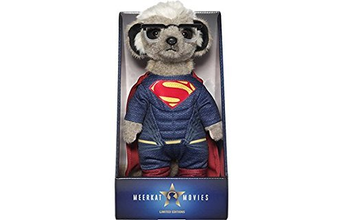 Image of Compare the Meerkat - Sergei as Superman / Clark Kent Official Limited Edition