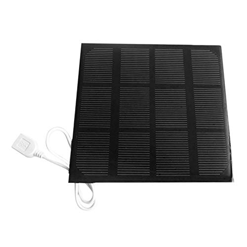 Features:USB interface, easy to charge for your digital device.Suitable for ordinary phone, MP3, MP4, etc.Solar power, energy saving and eco-friendly.Compact size, portable, easy to carry.Perfect for hiking, travelling, climbing, etc.A nice eme...