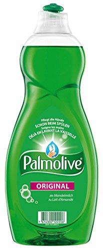Palmolive Original mit Mandelmilch, Spülmittel - 750ml - 4x -