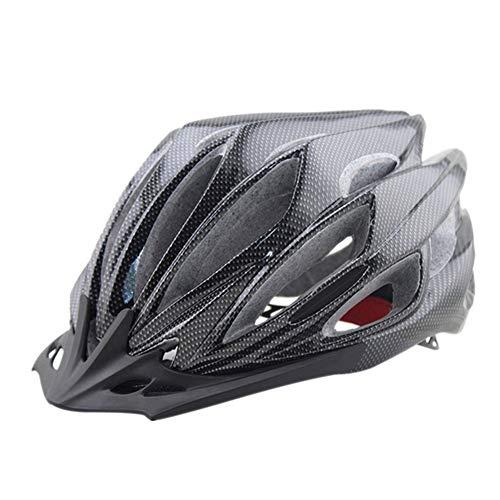 HS-GUANLY Fahrradkappe Mit Leichtem Fahrradhelm OEM BOM Stoßfeste Ausrüstung Einheitsgröße Atmungsaktive Schutzkappe Single Mountain Helm - Helm Mohawk Fahrrad