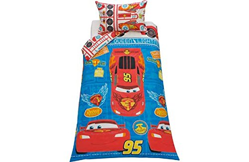 Image of Cars Deconstructed Bedding Set - Single.
