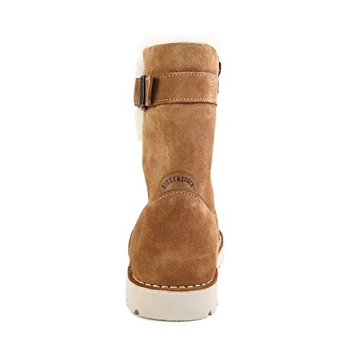 BIRKENSTOCK Shoes Westford Damen 424761, Stiefel, Braun (Nut ... fa0d2cd029