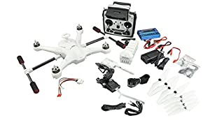Walkera 25181 - Aviación Scout X4 Devo f12e g3d Ground Station GoPro Compatible