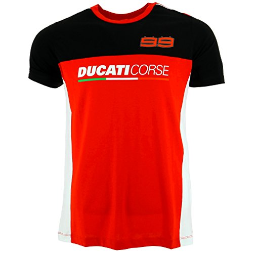 ducati-corse-jorge-lorenzo-99-moto-gp-carreras-camiseta-official-2017