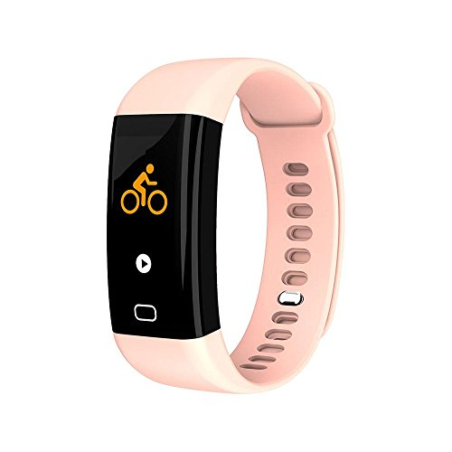 Android-home-dock (Fitness Tracker, teepao Smart Armband Activity Tracker Herzfrequenz Blutdruckmessgerät Professional Kalorien Track, Sleep Monitor IP68 Wasserdicht Smart Watch Schrittzähler Armband für Android & iOS rose)