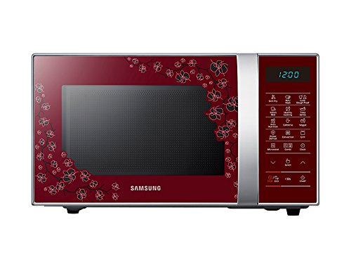 Samsung-21-L-Convection-Microwave-Oven-CE77JD-CSTL-Silver