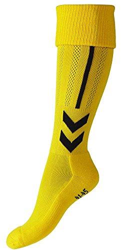 Hummel Socken Classic Football Socks Sports Yellow/Black