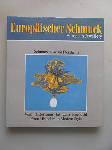 2 Bücher Europäischer Schmuck Schmuckmuseum Pforzheim + ... Schmuck Uhren