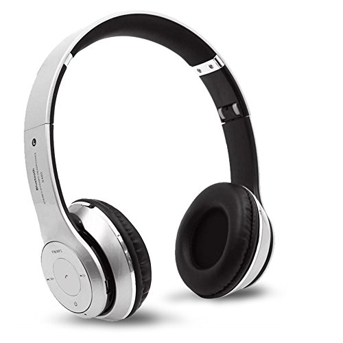 Cadi 3.5 mm Mode Sport Casque Tour de Cou Écouteurs Intra-Auriculaires Casque sans Fil Bluetooth Écouteurs stéréo Écouteurs Casques pour Tous Les Buletooth téléphone avec Micro