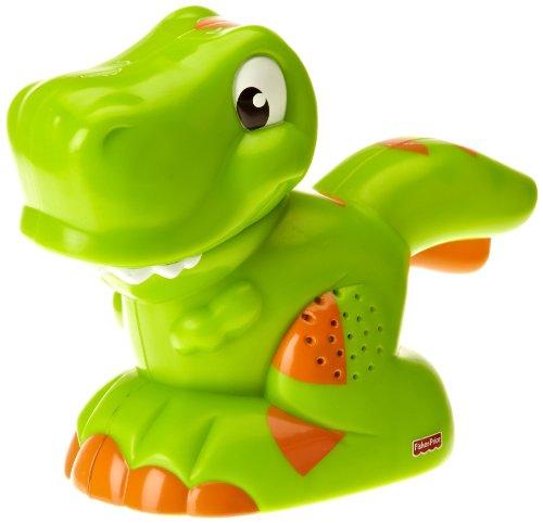 Fisher-Price - Mi primer Linterna dinosaurios (Mattel)