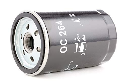 MAHLE ORIGINAL OC 264 Ölfilter Wechselfilter, Ölfilter, Motorölfilter