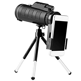 Aoneky 35×50 Monocular Telescope for Birds Watching