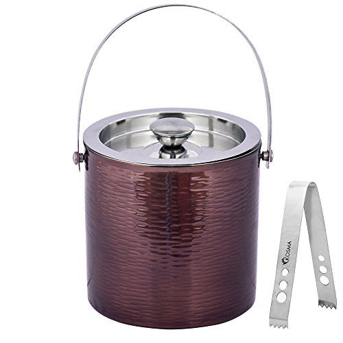 kosma-stainless-steel-double-wall-ice-bucket-size-15-x-18cm-ice-buckets-in-shining-copper-colour-ham