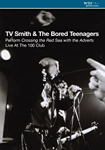 Crossing the Red Sea With Adverts Live at the 100 Club [DVD] [2009]