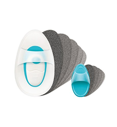 Sanfte Haarentfernung Vibrations-Peeling-Pad Haarentfernungspad Schmerzfrei