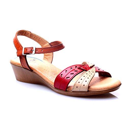 Marila Donna Marila N6002rjo sandali Rosso
