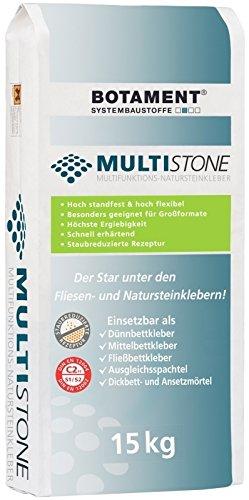MULTISTONE® Multifunktions-Naturstein- und Fliesenkleber C2 FT S1/S2 Cremeweiss 15 kg