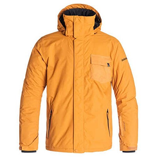 quiksilver-mission-plain-m-snjt-chaqueta-de-invierno-color-naranja-talla-xxl