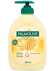Palmolive Naturals Milk & Honey Liquid Hand Wash 500ml
