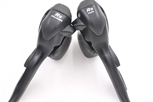micronew-Road Triple 3x 99Speed kompatibel für Shimano Umwerfer Hebel