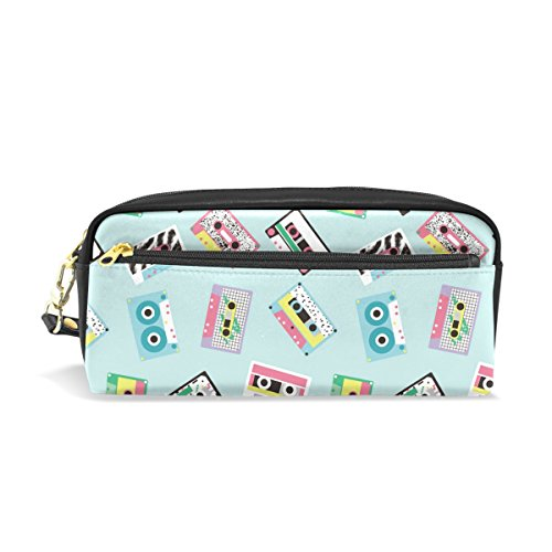 MyDaily Tapes In Retro 80S Style Cosmetics Bag / Pencil Case