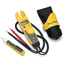 FLUKE T5-1000, H5 CASE, 1AC II KIT FOR VOLTAGE AND CURRENT ELECTRICAL TESTING