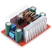 400W DC-DC Convertidor de Refuerzo de Corriente Constante Módulo de Fuente de Alimentación Step-up LED Controlador 8.5-50V a 10-60V Coche del Ordenador Portátil Poder Regulador de Voltaje