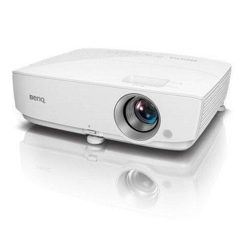 BenQ W1050 3D Heimkino DLP-Projektor (Full HD Beamer, 2200 ANSI Lumen, Kontrast 15.000:1, HDMI, MHL) Weiß
