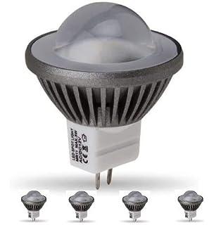 LED 12V 0,5W MR11 GU4 warm weiß Glühbirne Lampe Birne 12Volt