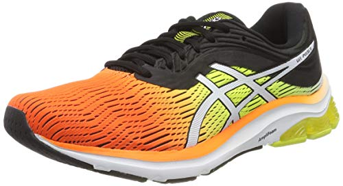 ASICS Herren Gel-Pulse 11 Laufschuhe, Orange (Shocking Orange/Black 800), 46.5 EU