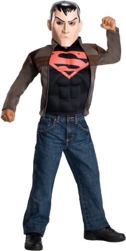 Justice Young Kostüm - Young Justice Superboy Costume Size: Medium