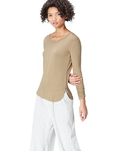 find. YG8 camisetas, Verde (Khaki), 42 (Talla del Fabricante: Large)