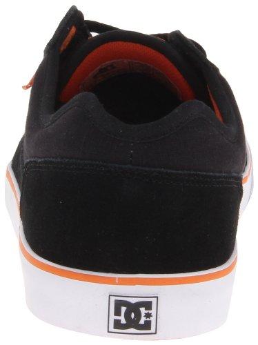 DC TONIK Herren Sneakers Schwarz (BLK / BLAZ ORAN)