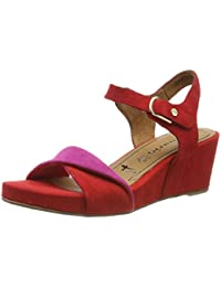 8d4adc2a6e7786 Amazon.fr   Tamaris - Sandales   Chaussures femme   Chaussures et Sacs