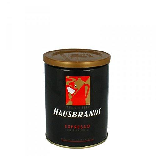 Hausbrandt Kaffee Espresso gemahlen, 250g Dose