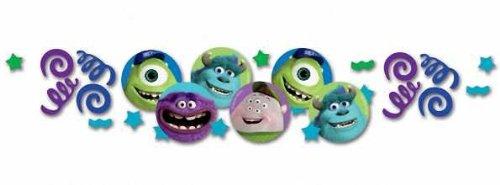Disney Amscan International Monsters University Konfetti (Pack von 3)