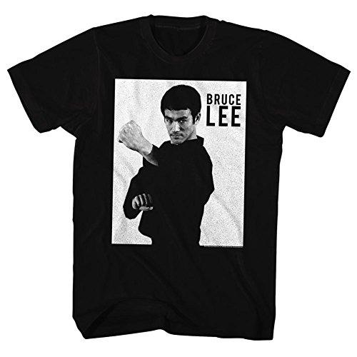 Bruce Lee - Herren Brucelee T-Shirt Black
