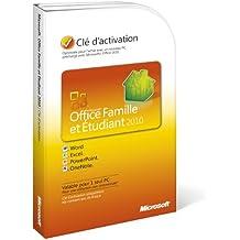 Microsoft OFFICE 2010 HOME & STUDENT V2010 32/64-BIT PKC FR, 79G-02023