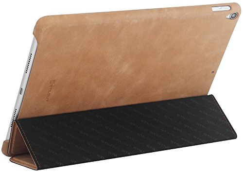 StilGut Schutz-Hülle aus Leder kompatibel mit iPad Pro 10.5