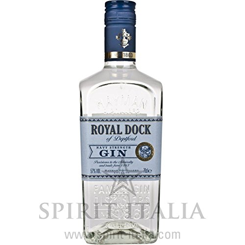Hayman's Royal Dock Gin 57,00 % 0.7 l.