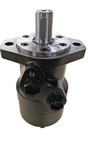 Remplacement du moteur hydraulique pour la série Danfoss OMR 200cc, bride de montage à 2 pôles, ports G1 / 2 NPT