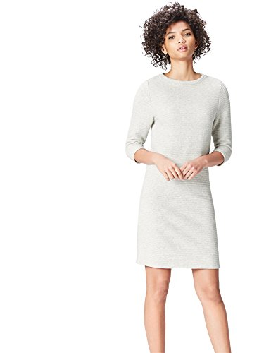 find. Robe Sweat Femme, Gris (Grau), 40 (Taille Fabricant: Medium)