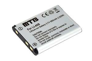 Batterie NP-45 pour FujiFilm FinePix JX520, JX550, JX580, JX590, JX700, JZ100